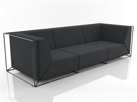 floating sofa floating sofa 3d model comforty