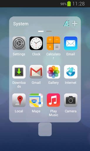 zero launcher themes for iphone next launcher ios7 iphone v1 0 apk miglior tema per