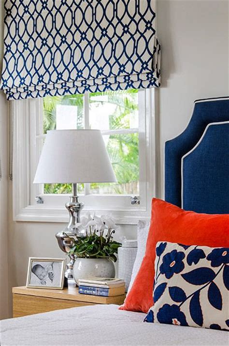 navy blue bedroom decor 458 best roman shades images on pinterest curtains