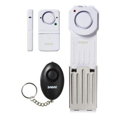 Door Alarms Home Depot by Doberman Security Home Security Window Door Alarm Kit 4