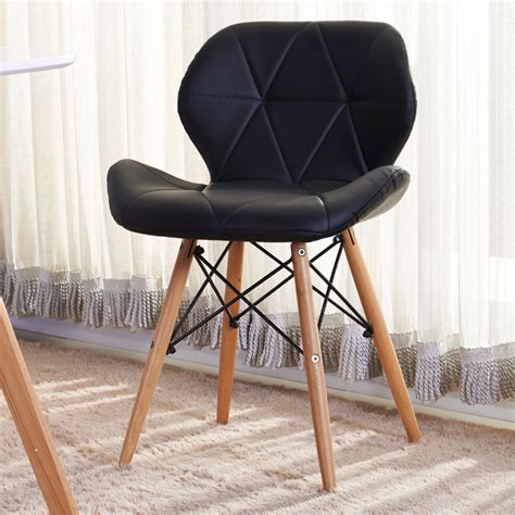 furniture fashion modern leisure contracted leather chair