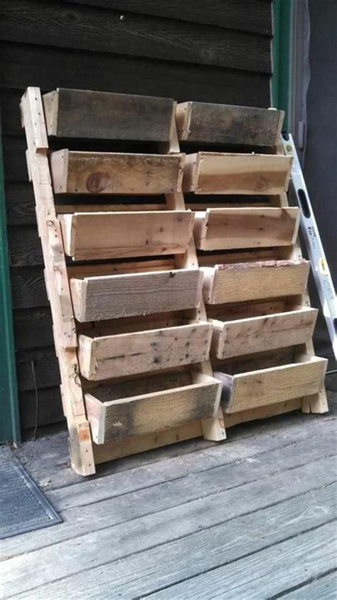 Blumenkasten Holz Selber Bauen 2598 by Die Besten 25 Holzregal Selber Bauen Ideen Auf