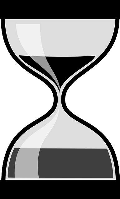 Hourglass Sandglass Time · Free vector graphic on Pixabay