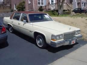 Cadillac Fleetwood Brougham Parts by 1983 Cadillac Fleetwood Brougham Sedan 4 Door 4 1l Parts