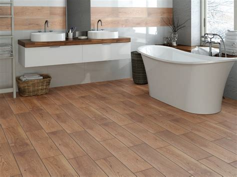 trending wood look tile was a key component in bathroom interior design trends 2017 deco stones
