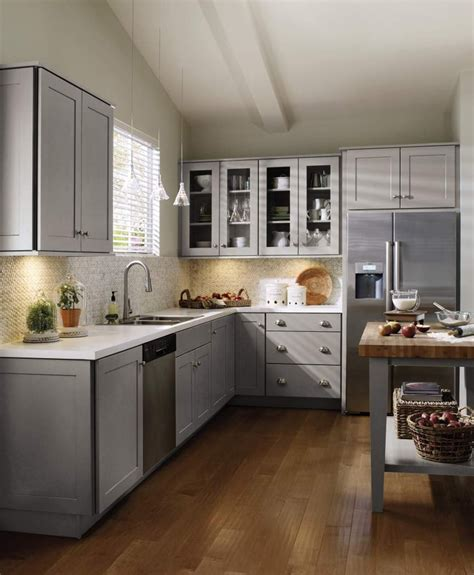 kitchen cabinets gray 48 best images about schrock cabinetry on pinterest