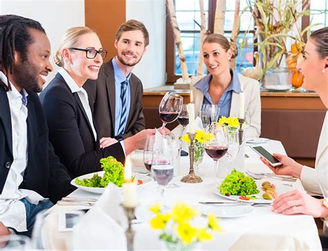 proposal business dining etiquette business meal etiquette goodwill of greater washington