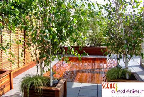 Aménager Une Terrasse De 30m2 by Comment Am 233 Nager Une Terrasse Tout En Longueur Pictures To