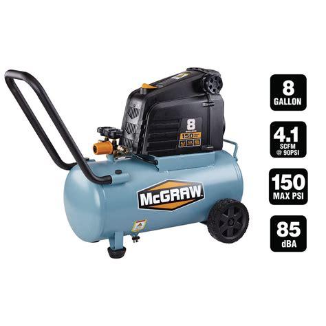 gallon  hp  psi oil  portable air compressor