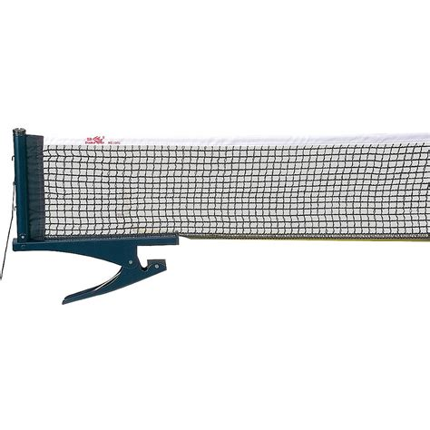 rebel sport fish table tennis net and post set