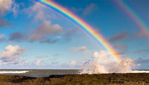 imagenes de un arco iris por qu 233 el que no haya arco iris podr 237 a ser una se 241 al de segunda venida