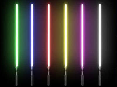 what lightsaber color are you all lightsaber colors www pixshark images