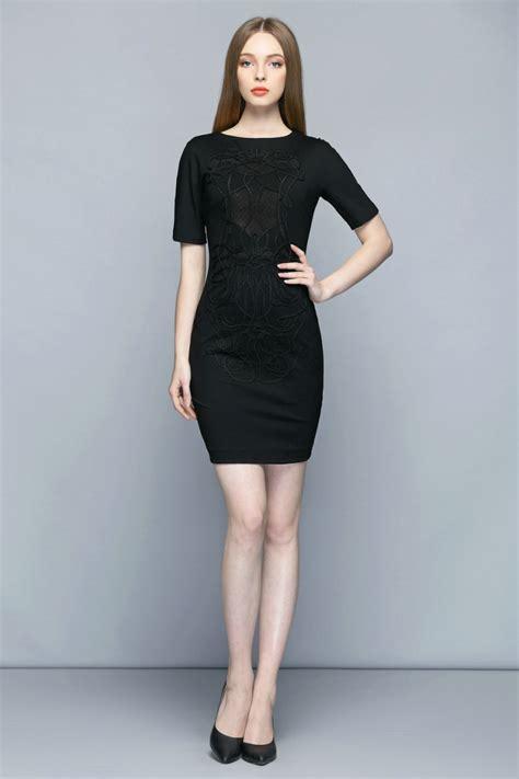 Galerry sheath dress jeweled neckline