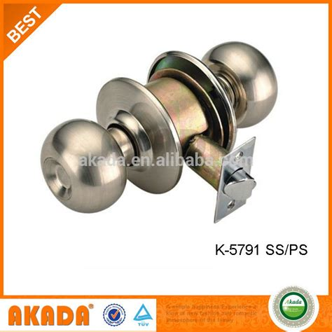 Picking A Door Knob Lock by Lock Set Knob Door Lock Door Slam Lock Tulip Knob