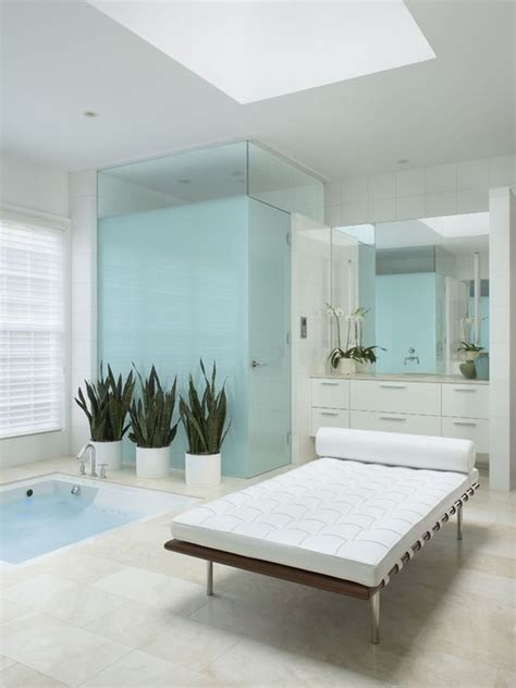 Home Bathtub Spa by 15 Beautiful Bathrooms Featuring Sunken Bathtubs