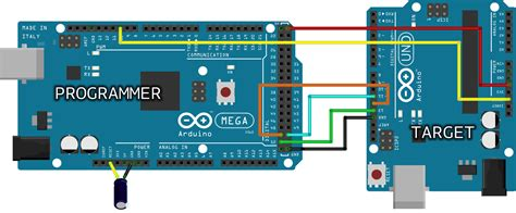 tutorial arduino mega arduino arduinoisp