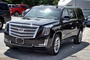 Cadillac Escalade 2018 Cadillac Escalade Esv Release Date Price 2018