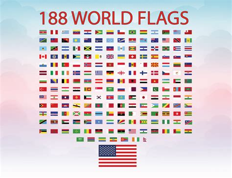 flags of the world pdf download world flags svg cutting file flags 188 countries svg vector