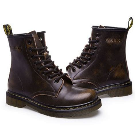 Boots Hitam Leather Grain Size 35 ankle boots reviews shopping ankle boots reviews on aliexpress alibaba