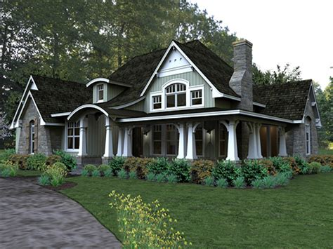 Mission Style House Plans by Vintage Craftsman Style House Plans