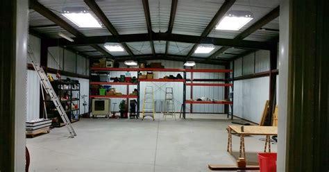 garage layout  shop layout general steel