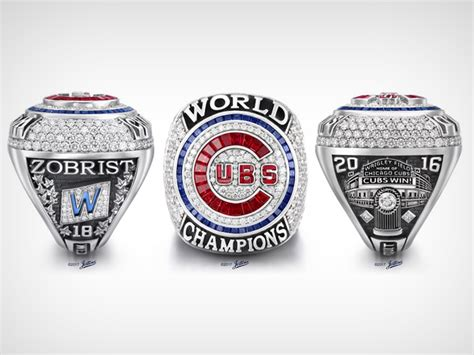 cubs rings chicago cubs world series rings have billy goat curse