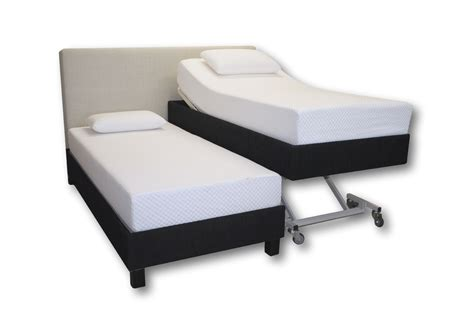 hospital beds i care ic333 hi lo adjustable bed