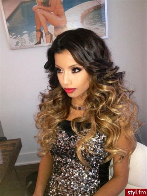 ombrea hair for latinas 90 best best hair color for latinas images on pinterest