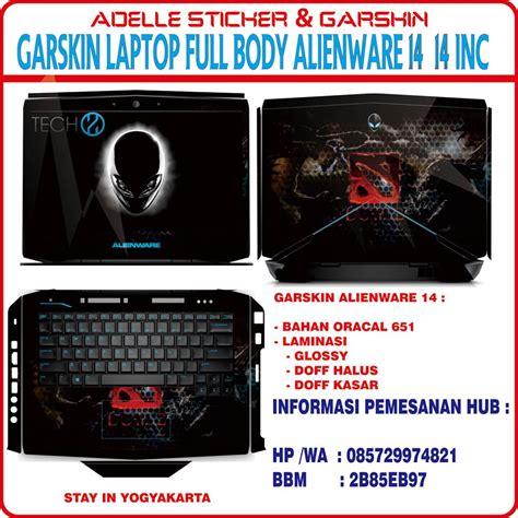 Garskin Hp Samsung Galaxy Tab 3 8 Inc Murah adelle garskin garskin sticker decal alienware