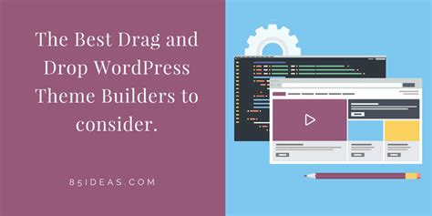 themes builder com 13 best drag and drop wordpress theme builders 2016