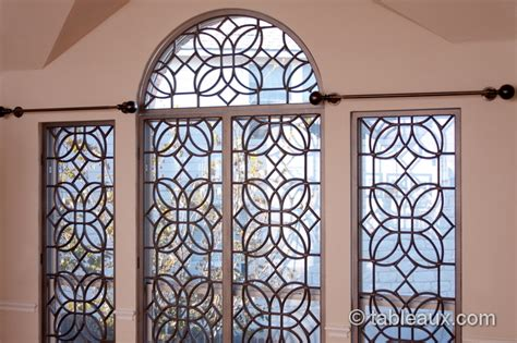 S Home Decor Houston faux iron grilles decorative and custom options