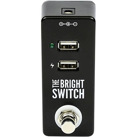 Charger Senter Cas E Light the bright switch the bright switch usb utility pedalboard light and charger guitar center