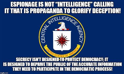 Teh Cia central intelligence agency cia imgflip