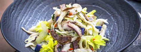 Cuttlefish, Fennel & Potato Salad Recipe   Gordon Ramsay ...
