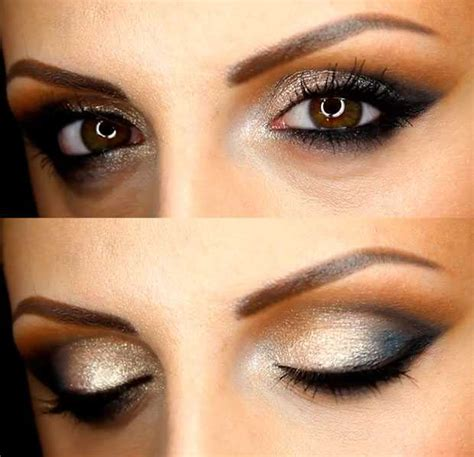 makeup tutorial occhi castani make up per occhi marroni trucco occhi marroni make up