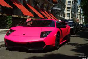How Much Is A Pink Lamborghini Lamborghini Pink Color Motors Pk