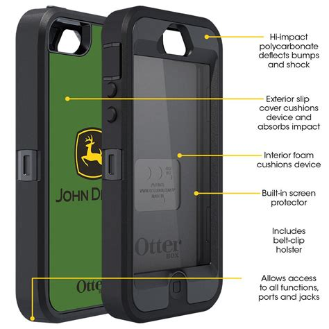 Patena Ag B 5c Box otterbox defender series for apple iphone 5