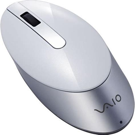 Mouse Wireless Sony sony vaio bluetooth wireless mouse vgp bms5p w vgpbms5p