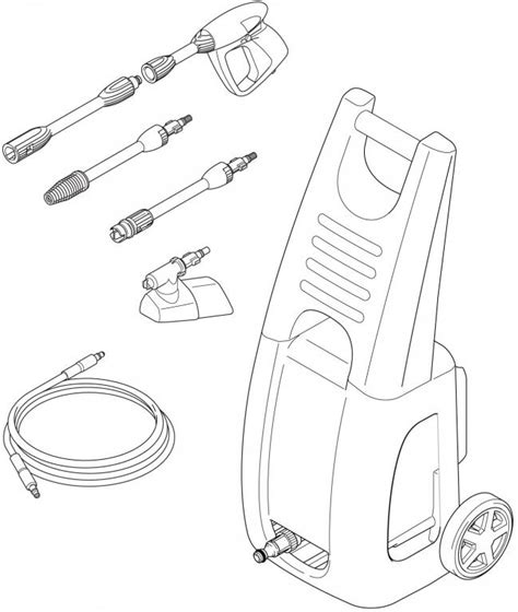 hozelock garden spares kit washers o rings 130 high pressure washer hozelock services