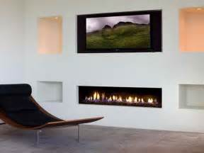 moderne kamine bilder indoor modern fireplaces gas with white wall modern
