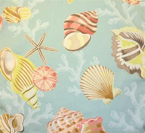 Upholstery Fabric Beach Theme P Kaufmann Fabrics Coral Beach Beach Glass