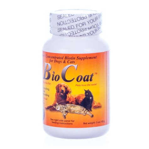 biotin for dogs 6 treatments for your s allergies organic allergy relief
