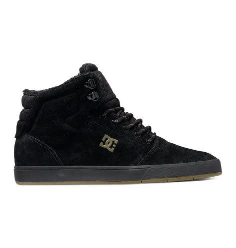 dc high top shoes for dcshoes s crisis wnt high top shoes black olive bo0