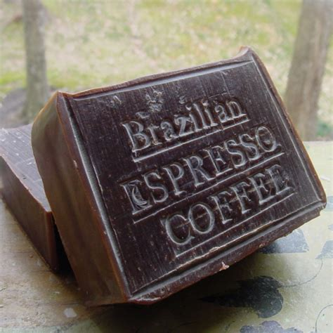Coffee Soap coffee or tea soaps which smells to get for my home handcrafted handmade soap