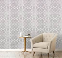 Home Interior Wallpaper Gate Dove Wallpaper Modern Wallpaper By Dwellstudio