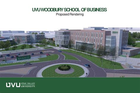 Uvu Mba Program Ranking by Uvu S Proposed New Business Building Gets Priority Ranking