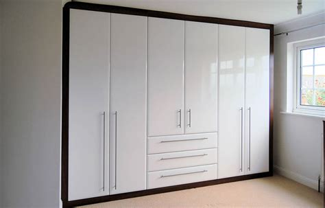 High Wardrobes by Carewood Interiart High Gloss Wardrobes Carewood Interiart