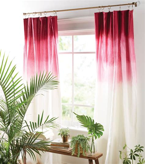 tie dye sheer curtains ombre curtains diy home decor home decor with joann