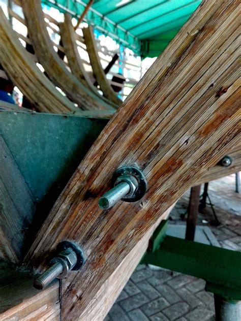 Mesin Laminasi Bambu sulit kayu bambu bisa jadi solusi bahan baku kapal