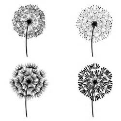 Dandelion Flower Symbolism - 25 best ideas about dandelion tattoo design on pinterest